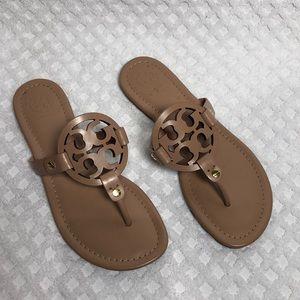 Tory Burch Miller Sandal Size 6 1/2